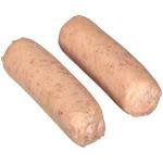 Farmland Silver Medal Brand 58% Lean Smoked Pork Sausage Link (2 OZ, 1 Pack)