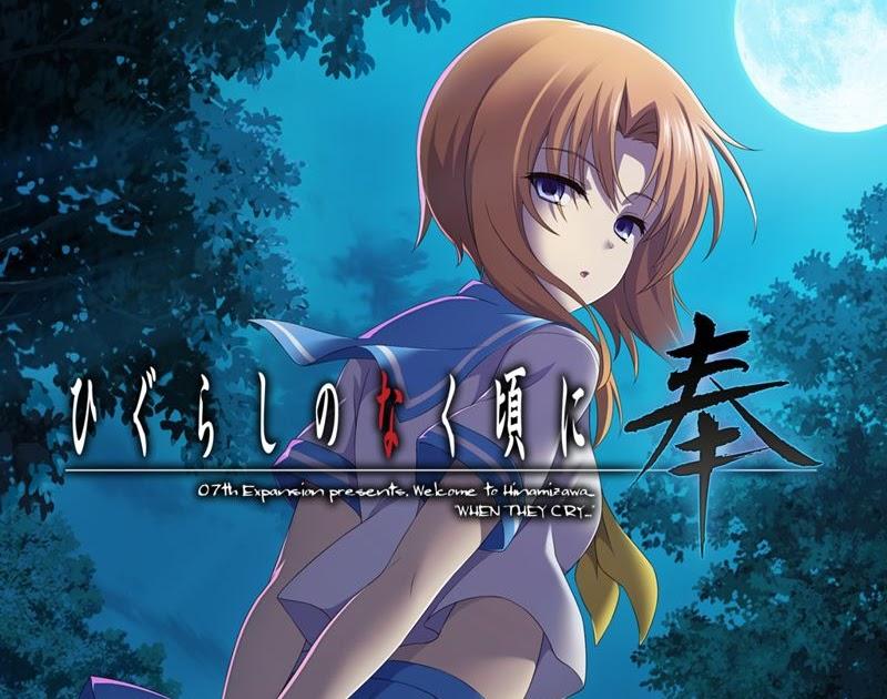 Wallpapers HD higurashi no naku koro ni gou ten - Anime ...