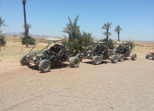 Journee Buggy A La Palmeraie De Marrakech - Quad Marrakech