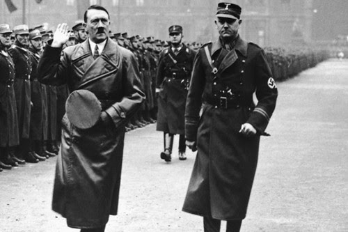 Influential Leaders of Europe-Hitler