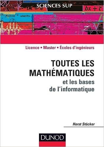 Lire le livre Toutes les mathématiques et les bases de l ...