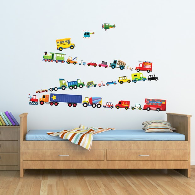 Badezimmer Ideen 2012 Wandtattoo Kinderzimmer Junge