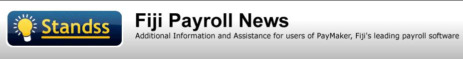 Fiji Payroll News