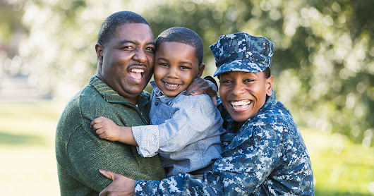 Adoption resources for military families