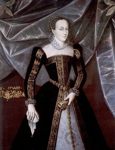 8 December 1542: The Birth of Mary, Queen of Scots
