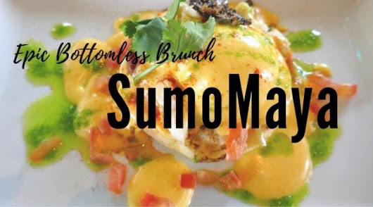 SumoMaya in Scottsdale serves up an epic bottomless brunch