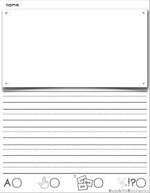 1000+ images about Blank Writing Templates on Pinterest | Writing ...