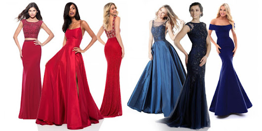 2018 Prom Dresses - What's Your Colour? by Molly Browns