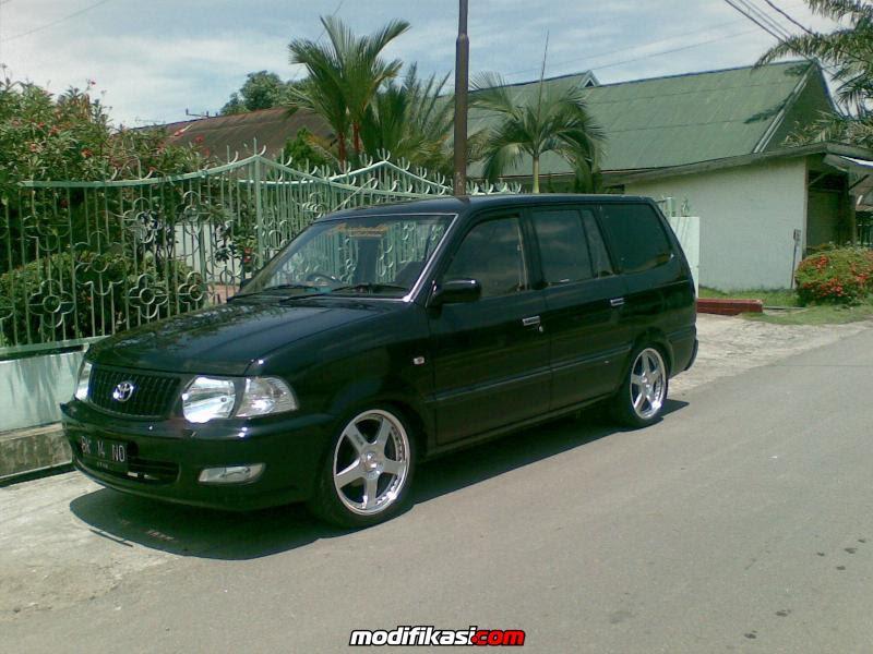 Kijang LGX Diesel Manual 2003 Istimewa Surabaya | Surabaya ...