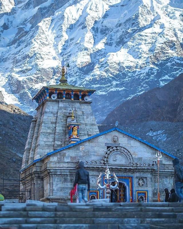 Kedarnath Temple | History, Architecture & facts of Kedarnath