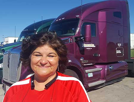 Growth Opportunities in Trucking - TransAm Trucking