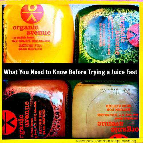 What You Need to Know Before Trying a Juice Fast
