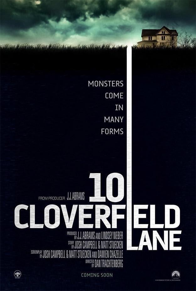 cine, película, cartelera, blog de cine, solo yo, blog solo yo, thriller, intriga, ciencia ficción, secuestros, desapariciones, CloverField line 10,
