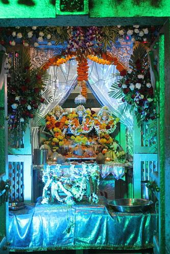Ram Navami 2013 ... Ram Mandir Bandra Bazar Road by firoze shakir photographerno1