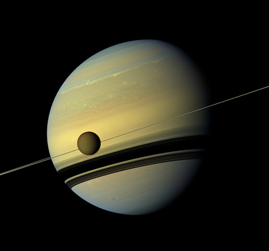Scientists find moon of Saturn has chemical that could form 'membranes'