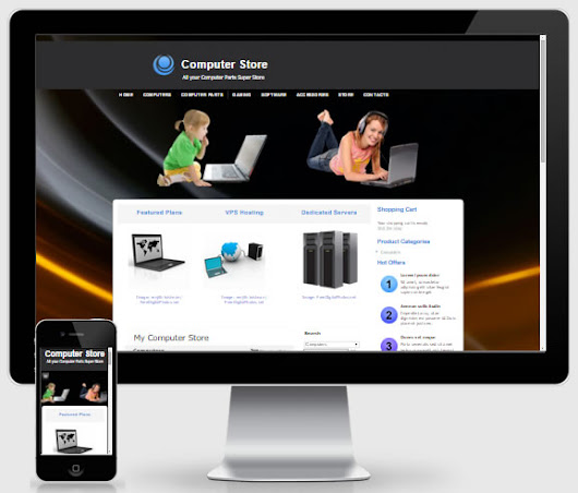 Turnkey Install Theme Hosting 4.0 | Turnkey Shopping Themes, WordPress Responsive