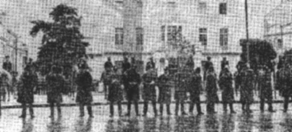 Police cordon around Portuguese embassy