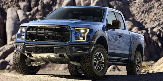 How Would You Order Your 2017 Ford F-150 SVT Raptor?