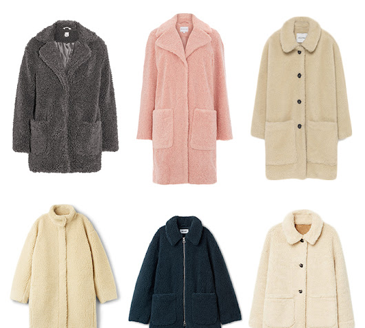 9 OF THE BEST TEDDY COATS