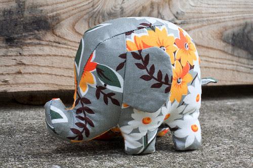 Elephant Softie by jenib320
