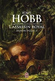 L'Assassin royal, Tome 8 : La secte maudite par Hobb