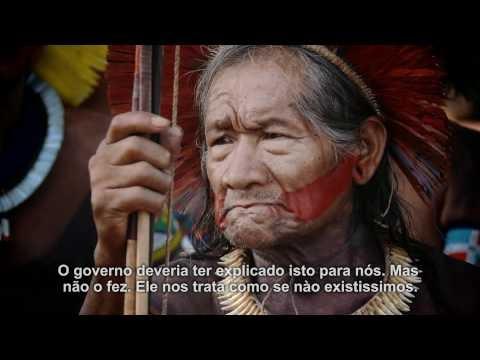 Manifestações no Brasil e em 16 cidades no exterior pedem paralisação de Belo Monte
