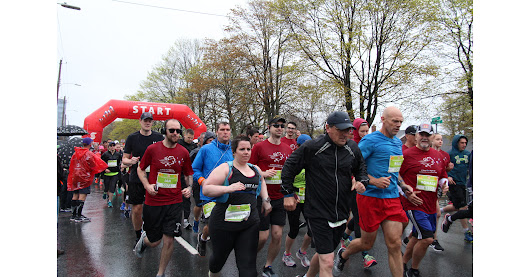 More than $500,000 raised at 15th annual Scotiabank Blue Nose Marathon