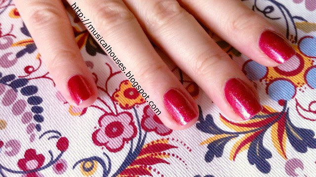 Chinese New Year Nails Make Up Store Doreen (2)