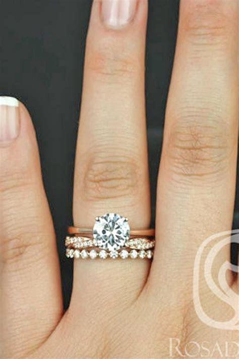 Best 25  Wedding band sets ideas on Pinterest   Pretty