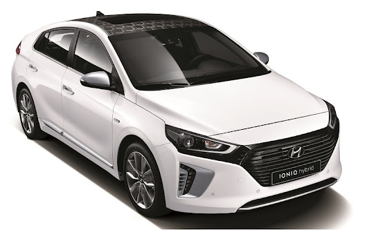 2017 Hyundai Ioniq - New Plug-in Hybrid Hyundai Model