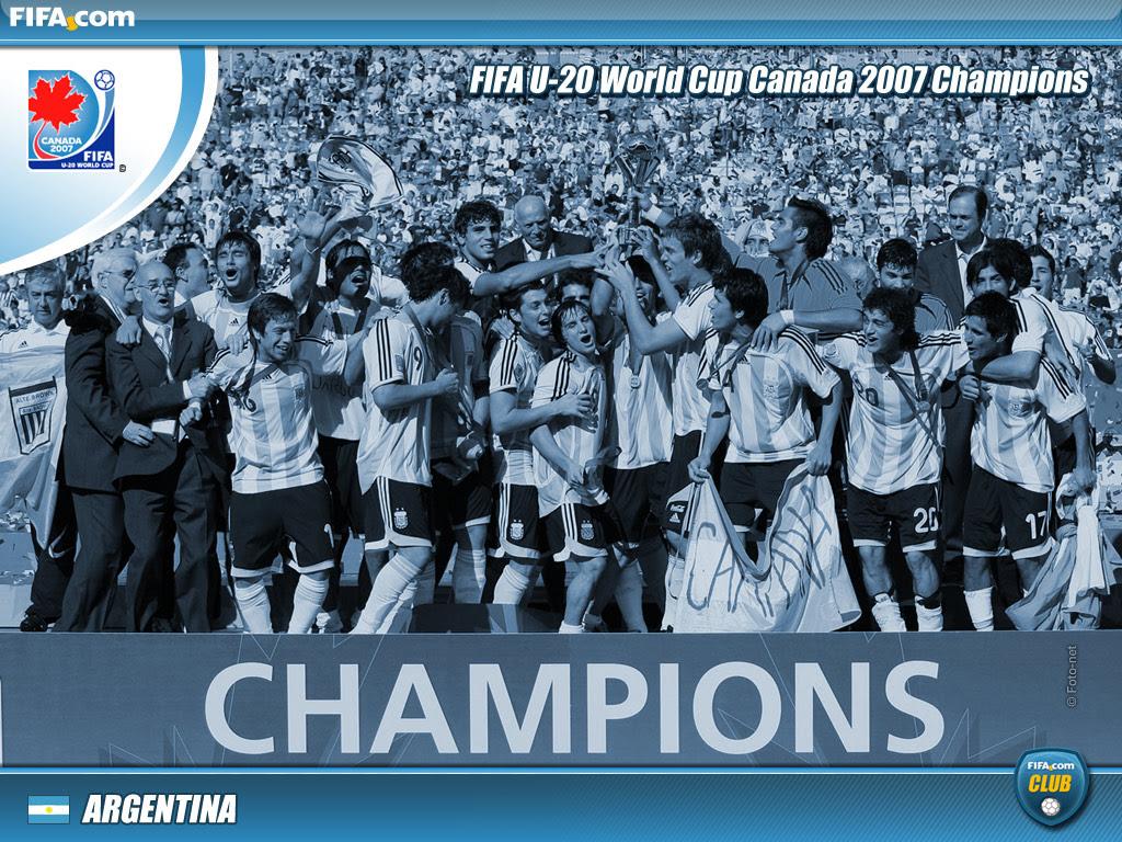 Argentina U20 National Team Soccer Wallpaper 421084 Fanpop