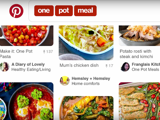 This is Pinterest's first ever TV ad