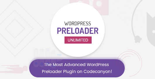 Download Wordpress Preloader Unlimited nulled | OXO-NULLED