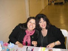 Art Idol Judges: AnnDenise Abdul and Joan Cowell!
