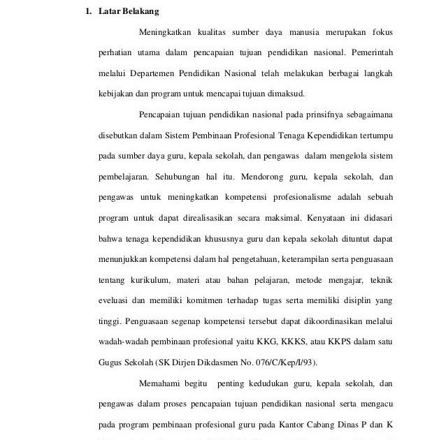 Contoh Surat Pengajuan Kerjasama: Contoh Proposal Pengajuan Alat Tulis Kantor