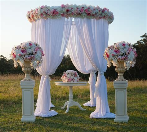 Wedding Canopy Hire   Wedding Decorations By Naz