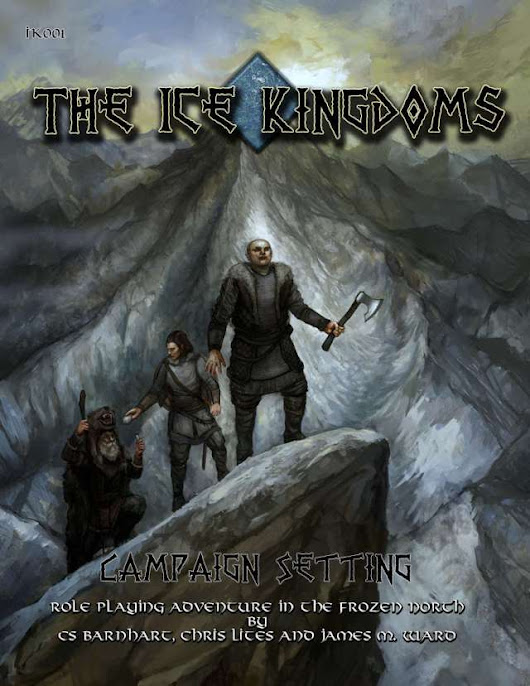 In Review: Ice Kingdoms Campaign Setting