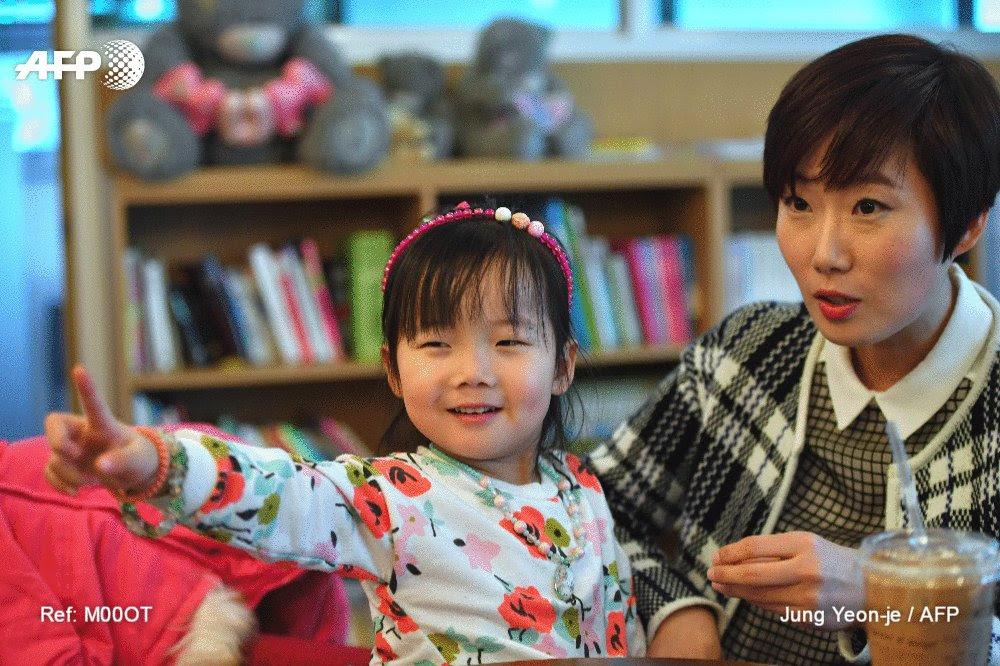 En Corée du Sud, les femmes font la 'grève des naissances' ���� https://t.co/uh3l8wPP72 #AFP