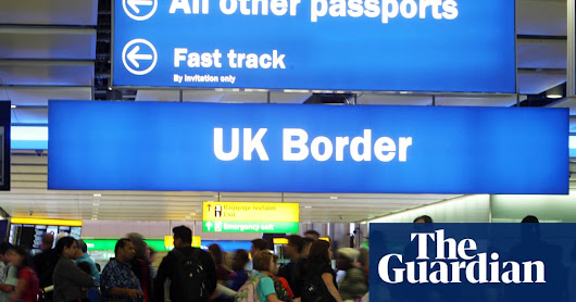 Companies in Brexit 'supply shock' as fewer EU citizens come to UK | Business | The Guardian