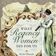 Regency History's newsletter