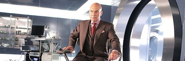 \u002639;Logan\u002639;: Charles Xavier Is Looking Rough in New Behindthe