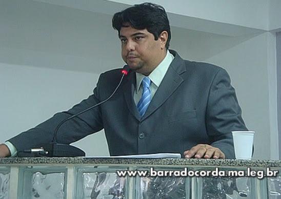 Vereador Paulim Bandeira.