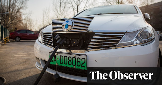 Green number plates 'could boost sales of electric cars' in UK | Environment | The Guardian