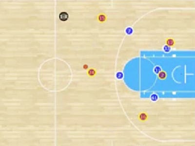 Basketball Misile Tech