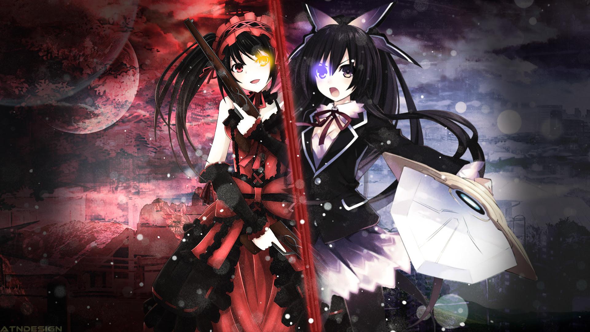 Download 8000 Wallpaper Anime Date A Live Hd HD Terbaru