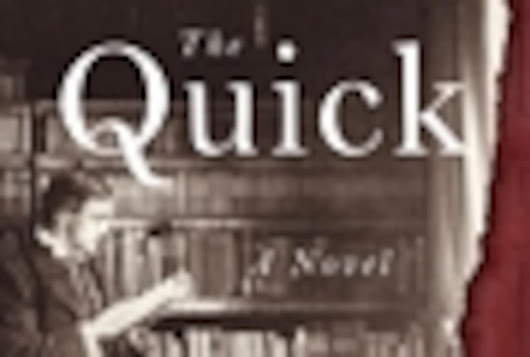 Vampire novel 'The Quick' has rich Victorian details but too many characters, plots