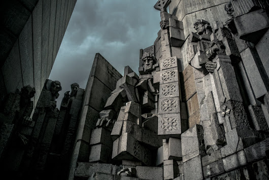 Brutalist but Beautiful: 12 Spacey Sci-Fi Soviet Structures