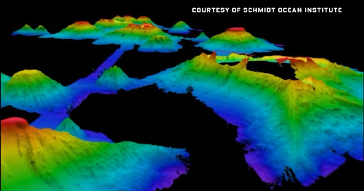 Check Out Beautiful Sonar Images of the Seafloor Near Hawaii | WIRED