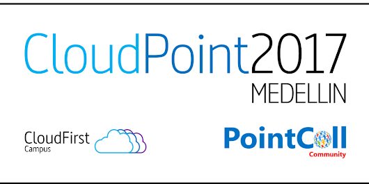 Call for Speakers para CloudPoint 2017 Medellín