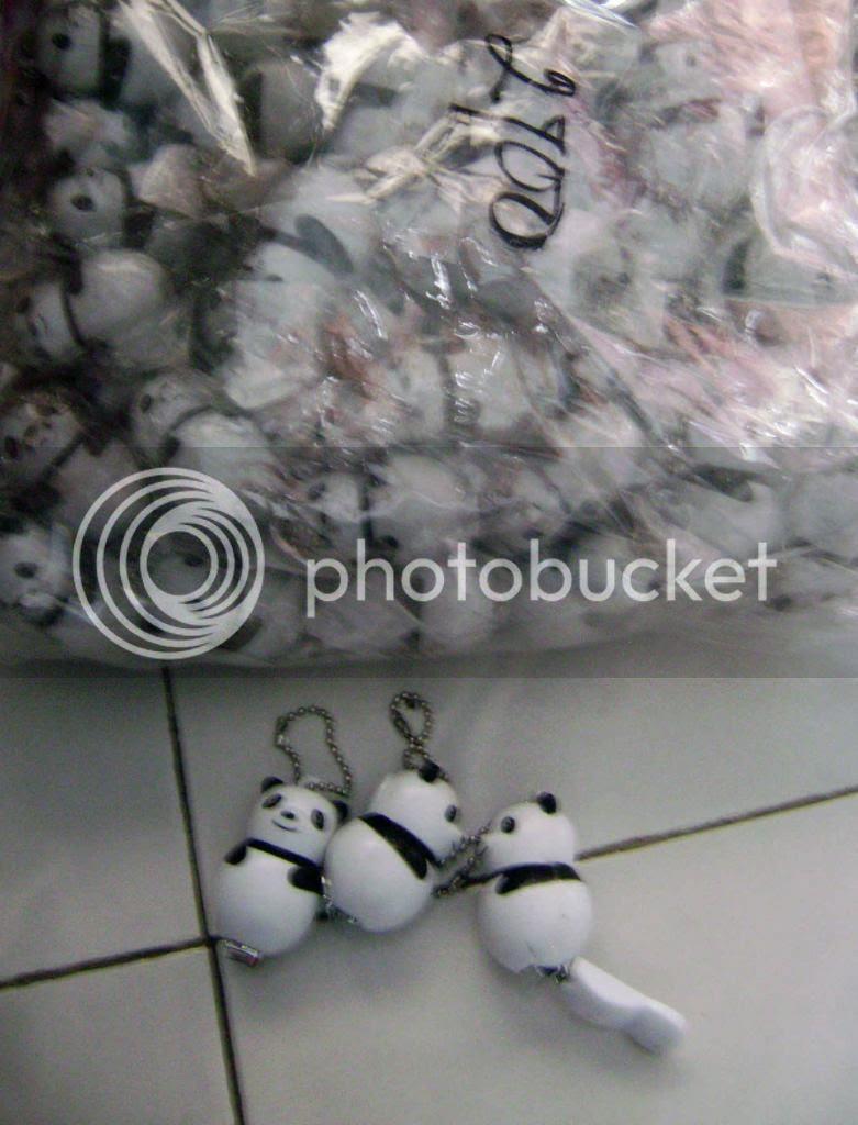 Souvenir Potong Kuku Panda
